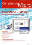 OpenOffice - Writer, l'alternative gratuite  Microsoft Word