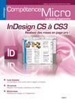 InDesign CS à CS3