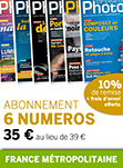 Abonnement Comp�tence Photo 6 num�ros