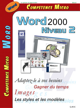 Booklet's front page - Word 2000 niv.2