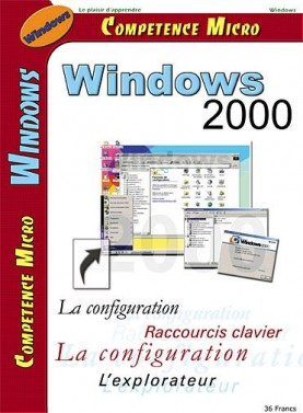 Booklet's front page - Windows 2000