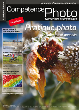 Booklet's front page - Compétence Photo 1 : Pratique de la photo