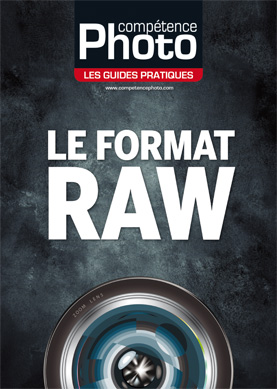 Booklet's front page - Comp�tence Photo - Les Guides Pratiques : Le format Raw